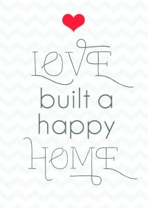 Love Built